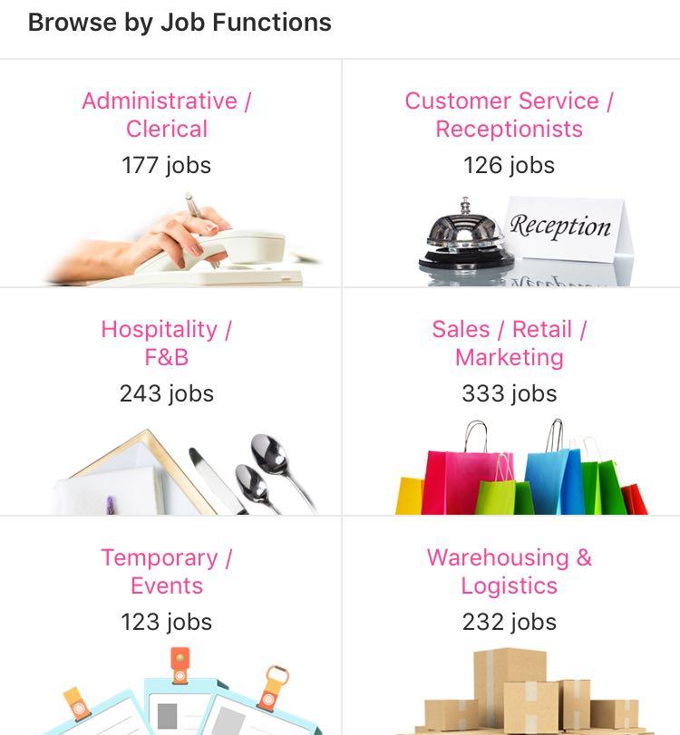 Job Functions
